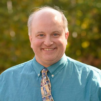 Jim Melcher - Professor of Political Science