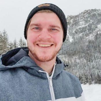 Luke Dwornik portrait