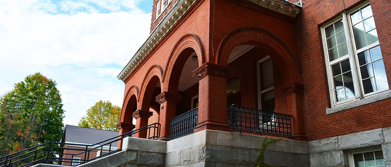 UMF's Merrill Hall