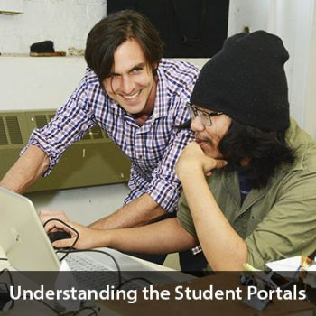 Understanding the Student Portals