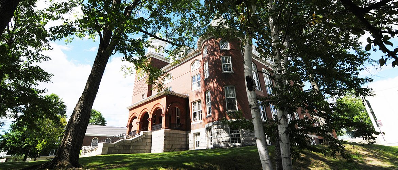 Image of Merrill Hall