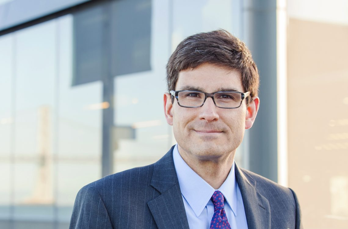 Marc Glass, Director of Advancement
