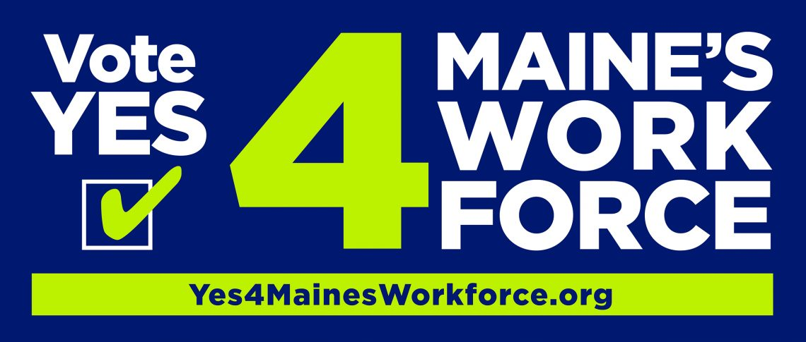 Question 4 For Maine's Work Force