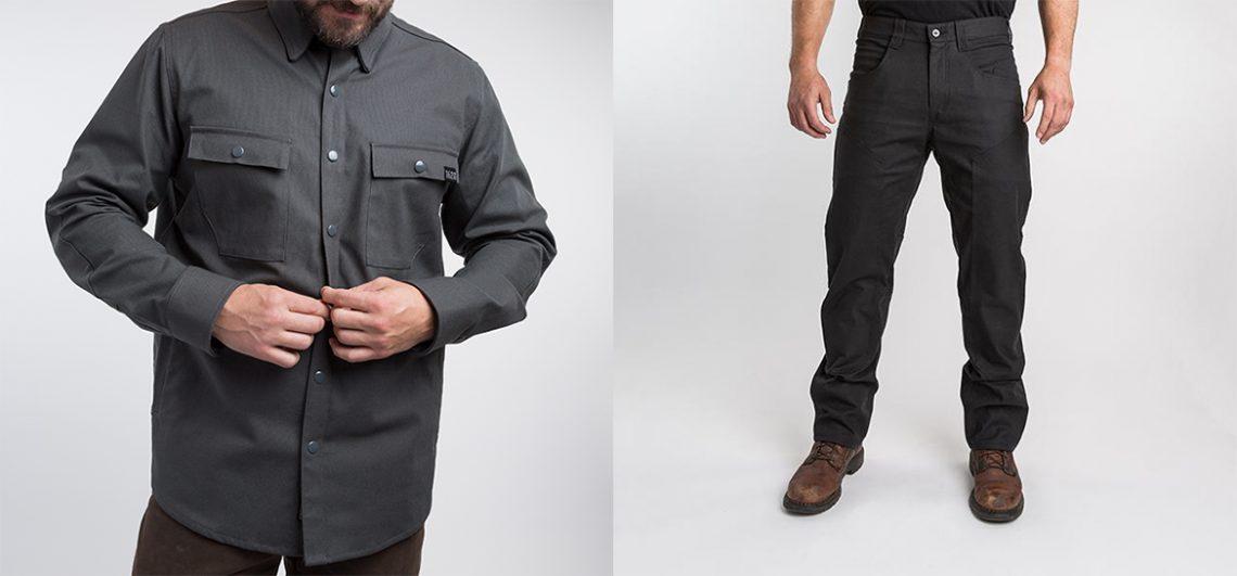 1620 Workwear shirt and pants