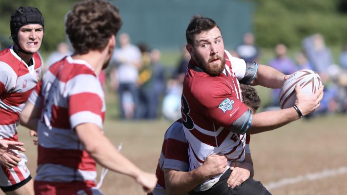 Men's Rugby vs. Bates