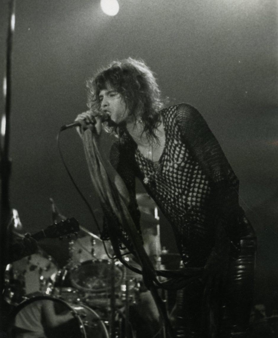 Steven Tyler of Aerosmith at UMF