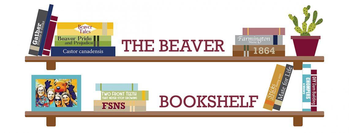 Beaver Bookshelf Logo