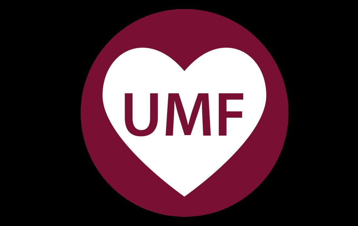 I Heart UMF Logo