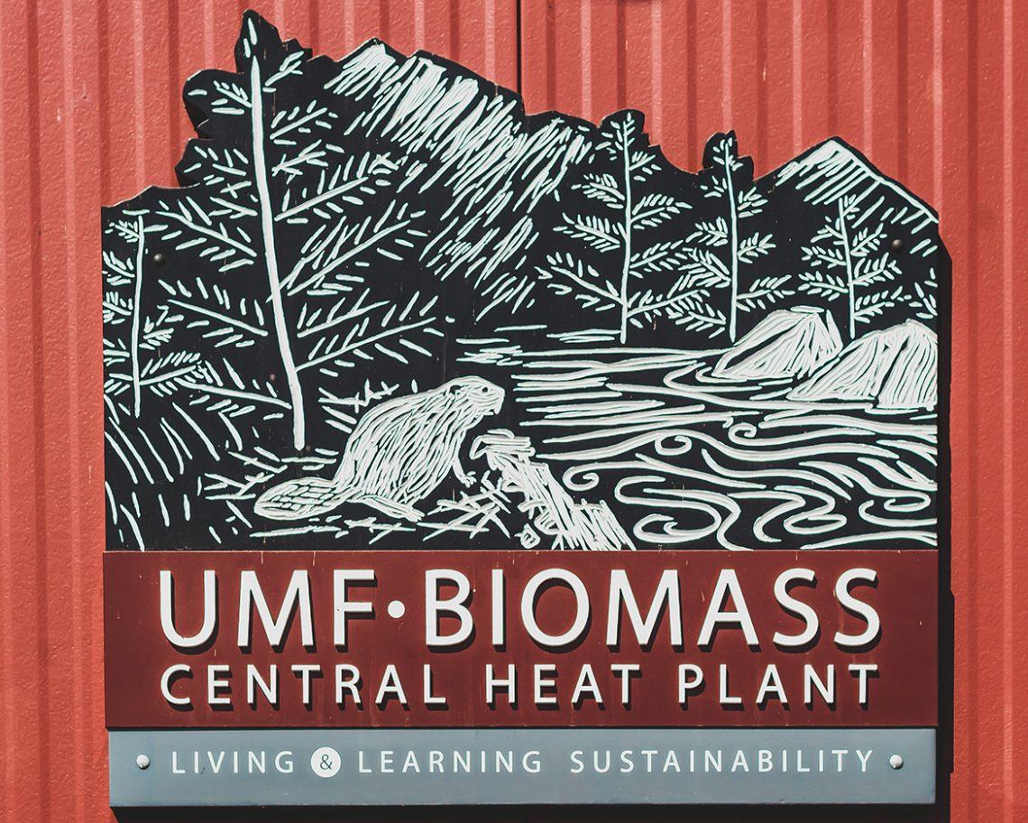 UMF's Biomass Central Heat Plant