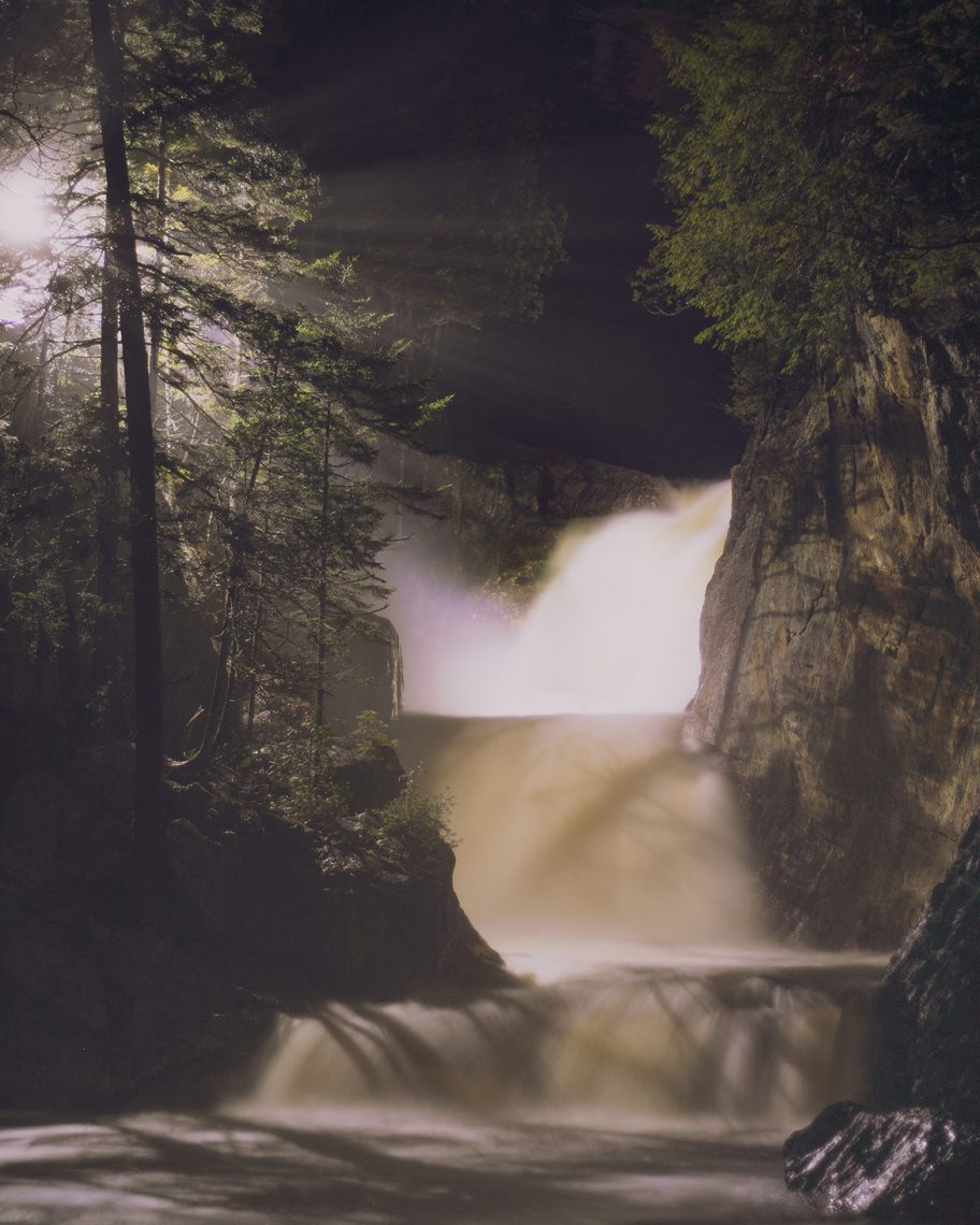 Goals photo of Smalls Falls