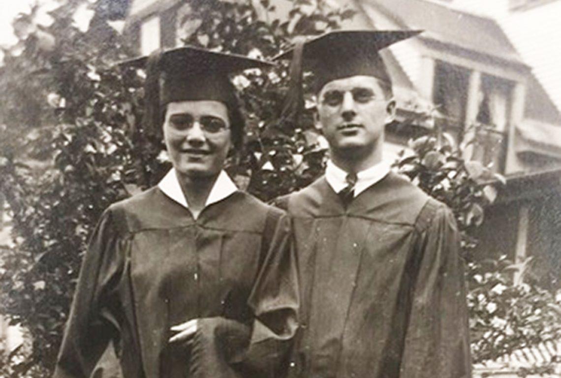 Arthur and Euleta Rand Webb