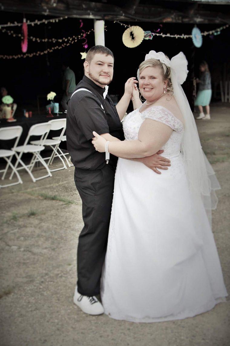 Amanda Boenher and Steven Houle