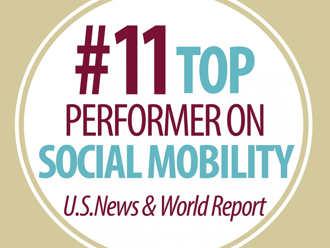 No. 11 in Social Mobility