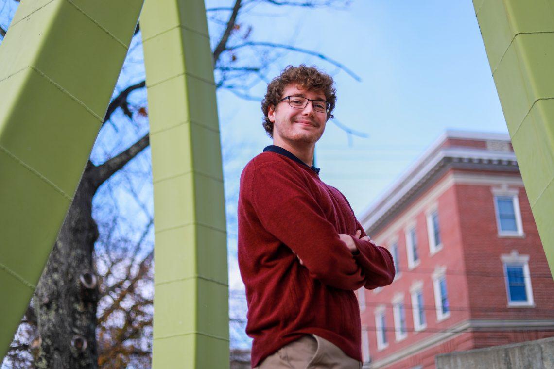 Kaleb Pendleton, education student
