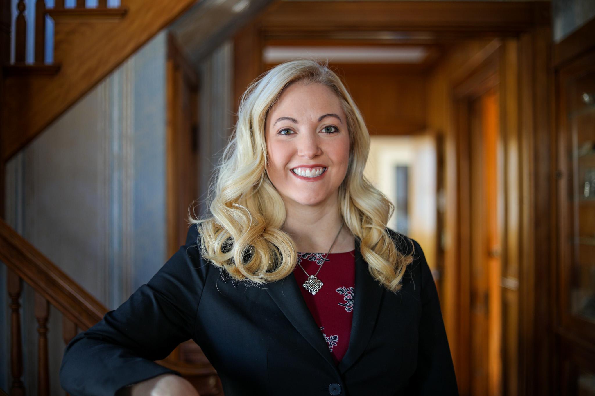 Lauren Serna, Associate Director of Advancement