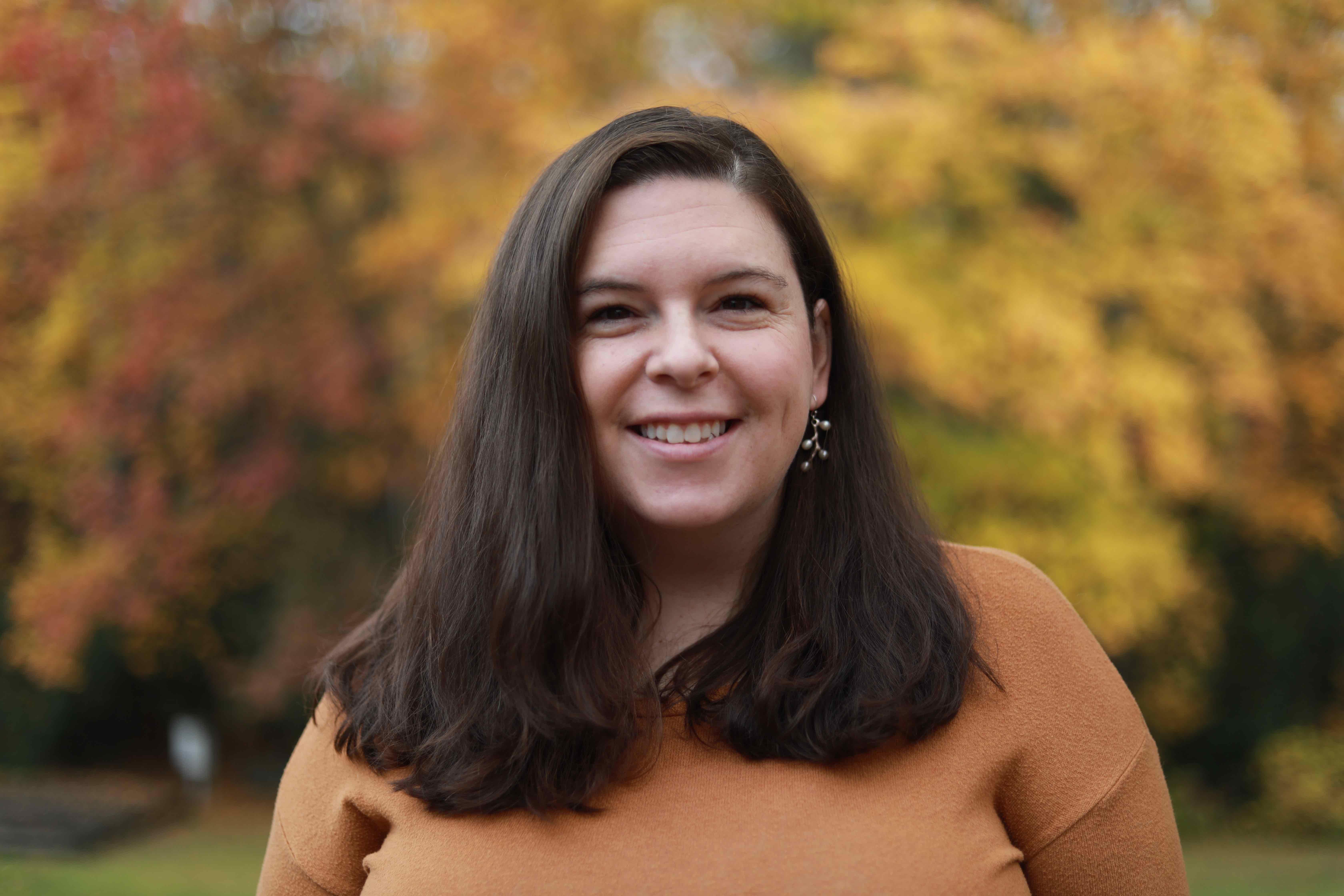 Katie Baum O'Donnell portrait