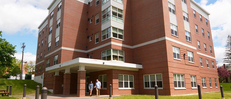 FAB Hall residence hall