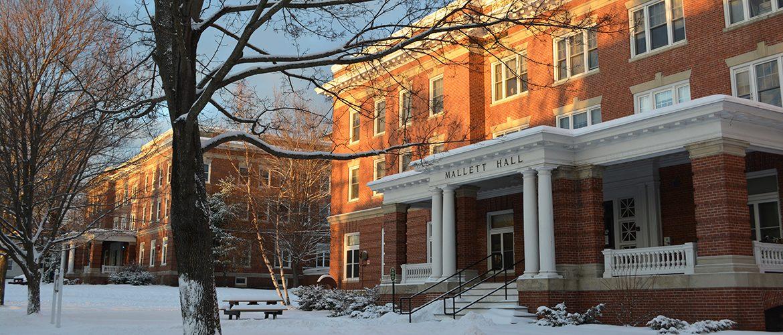Mallett Hall residence hall