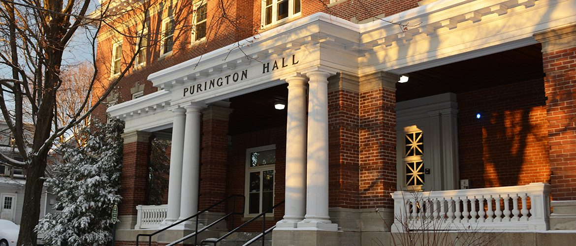 Purington Hall residence hall