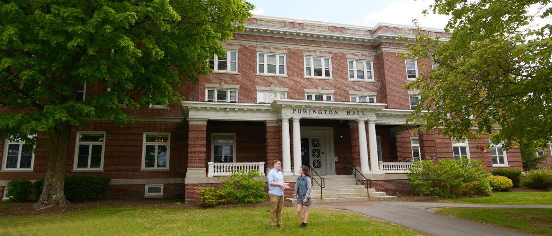 Purington Hall residence hall