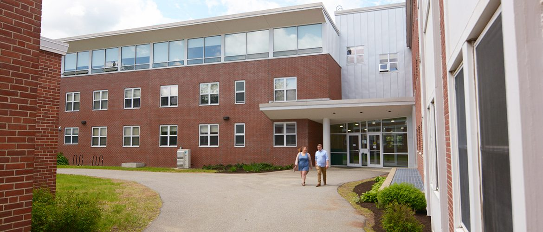Scott Hall residence hall