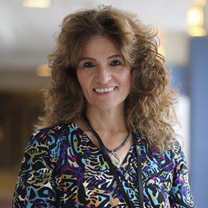 Student Susan Hedrich