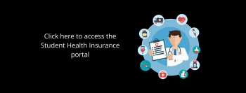 Student Health Insurance Graphic