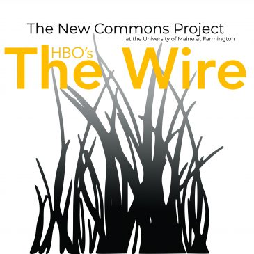 New Commons Project Logo and The Wire