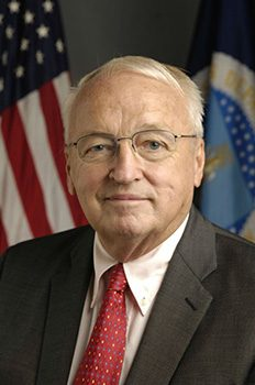 Kevin Concannon, former undersecretary at the U.S. Department of Agriculture for Food, Nutrition and Consumer Affairs