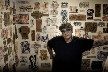 Contemporary artist Beth Wittenberg