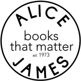 Alice James Books logo