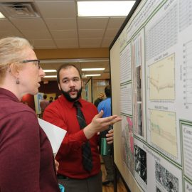 UMF students to present original research in upcoming 20th annual Symposium, April 23