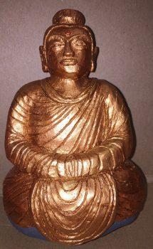 """""""Buddha"""" by Adiya Mather"""