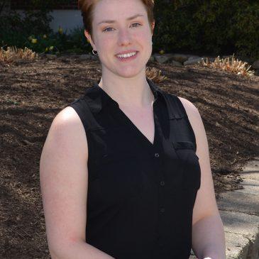 UMF senior, Tegan Bradley
