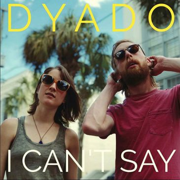 """I Can't Say"" album cover"
