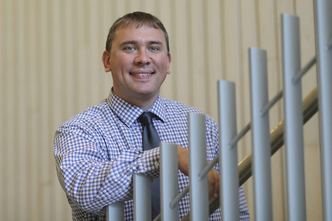 Brian Cavanaugh, UMF assistant professor of special education