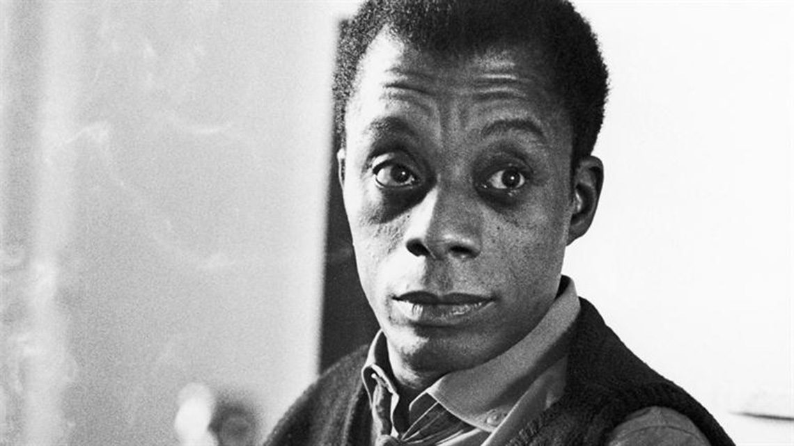 James Baldwin, American novelist, playwright and activist