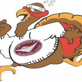 UMF Turkey Trot logo