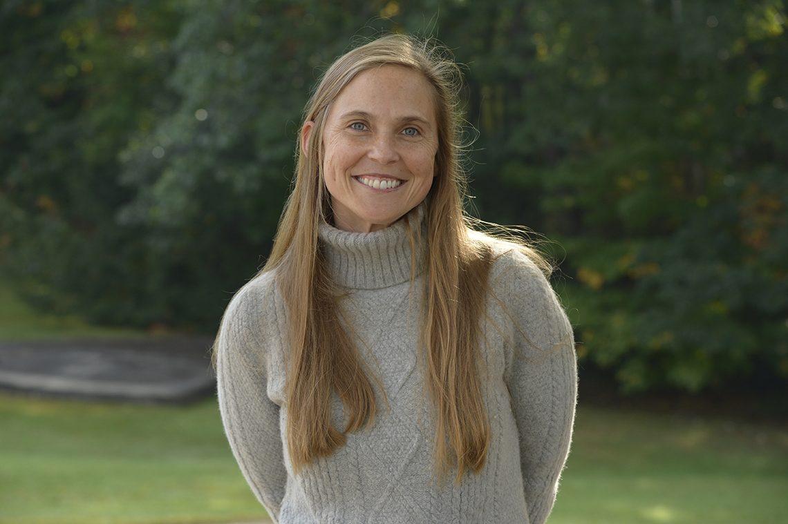 Gina Oswald, UMF assistant professor of Rehabilitation Services
