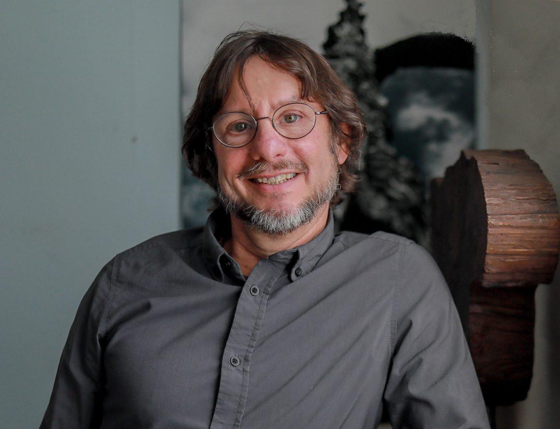 Andrew Barton, University of Maine at Farmington professor of biology