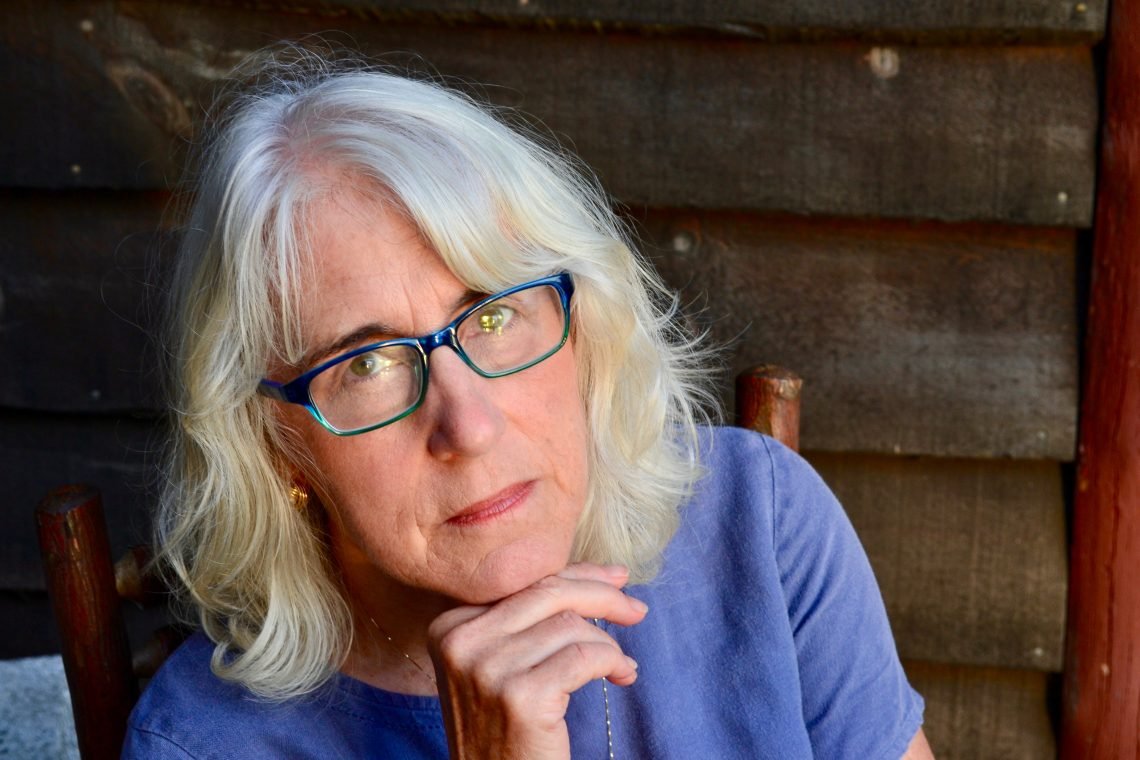 author and professor of English at the University of Maine at Farmington, Patricia O'Donnell