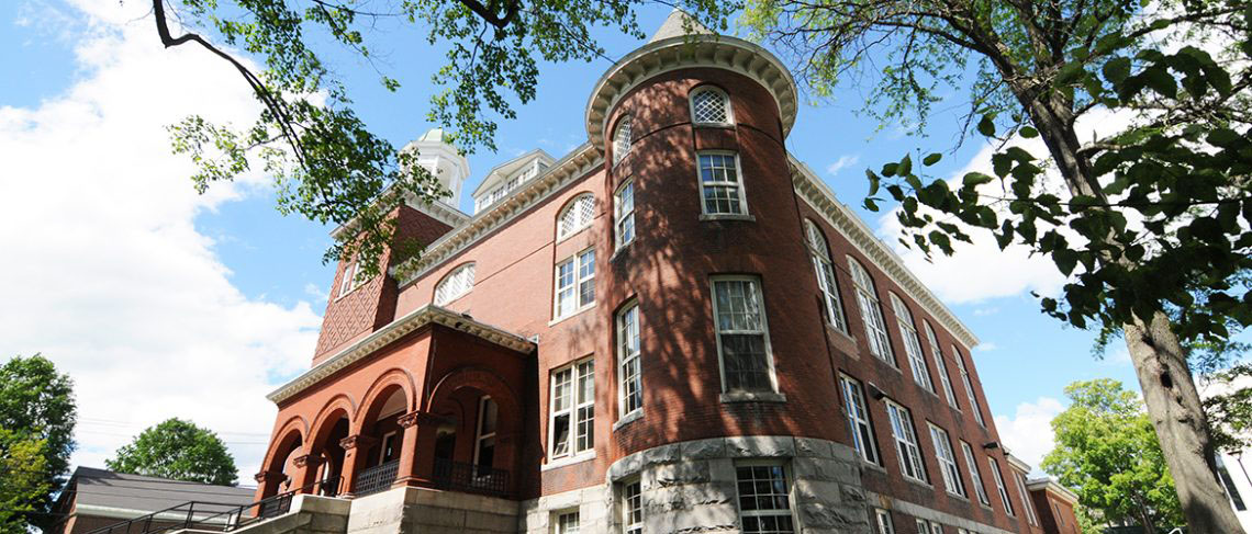 University of Maine at Farmington Merrill Hall