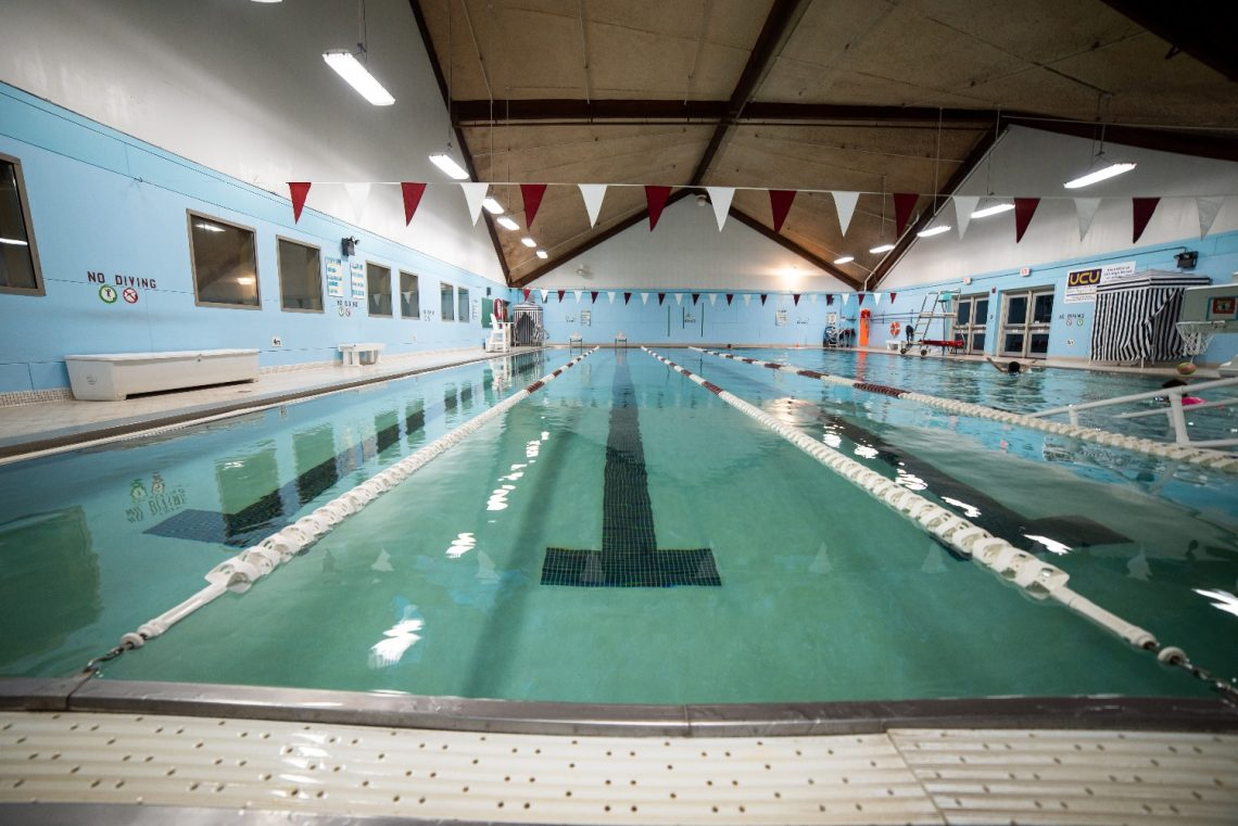 UMF Fitness & Recreation Center Pool