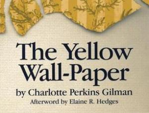 """Cover of """"The Yellow Wallpaper"""""""