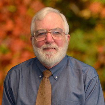 UMF Professor Emeritus of English Daniel Gunn