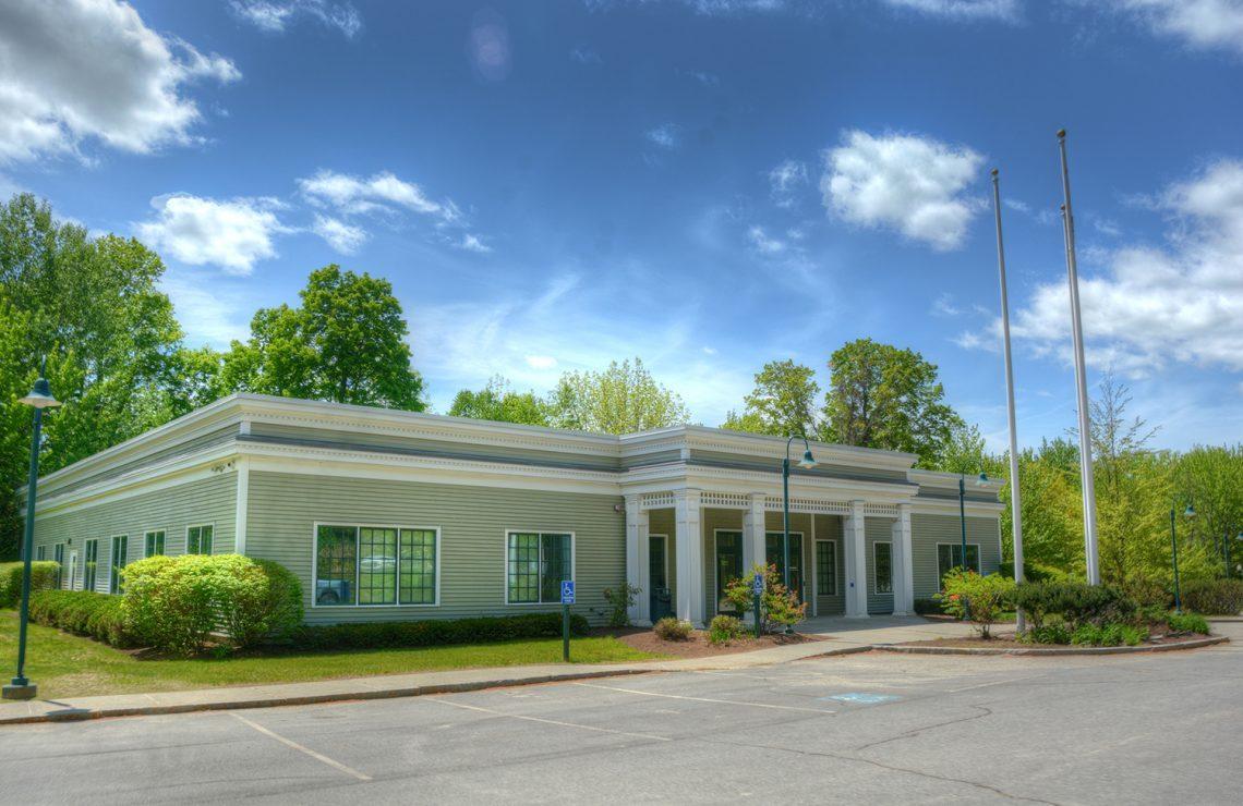 UMF building at 274 Main Street, Farmington