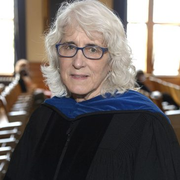 Patricia O'Donnell, UMF professor of Creative Writing