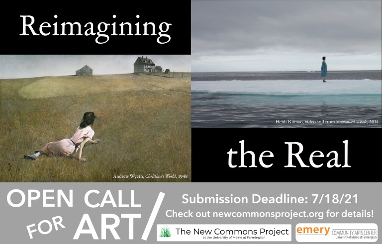 Poster for Reimagining the Real