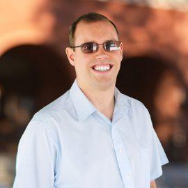 : Dr. Timothy Breton, UMF assistant professor of biology