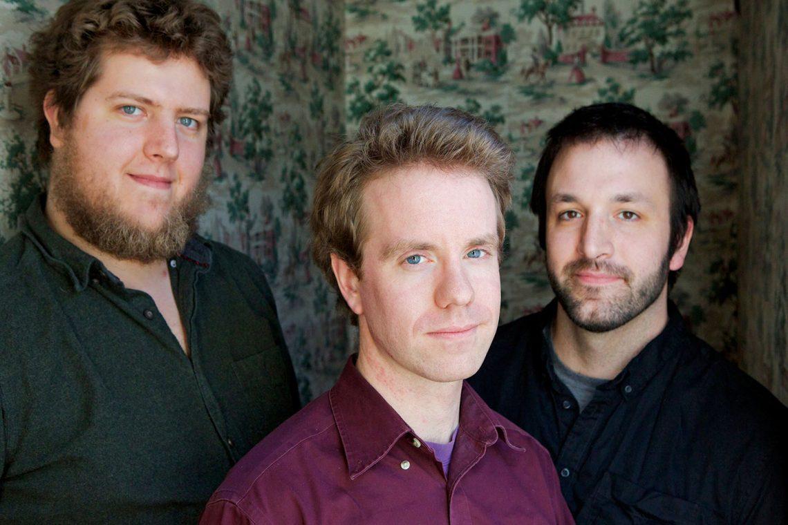 "Alden Robinson, Chris ""Junior"" Stevens and Owen Marshall"